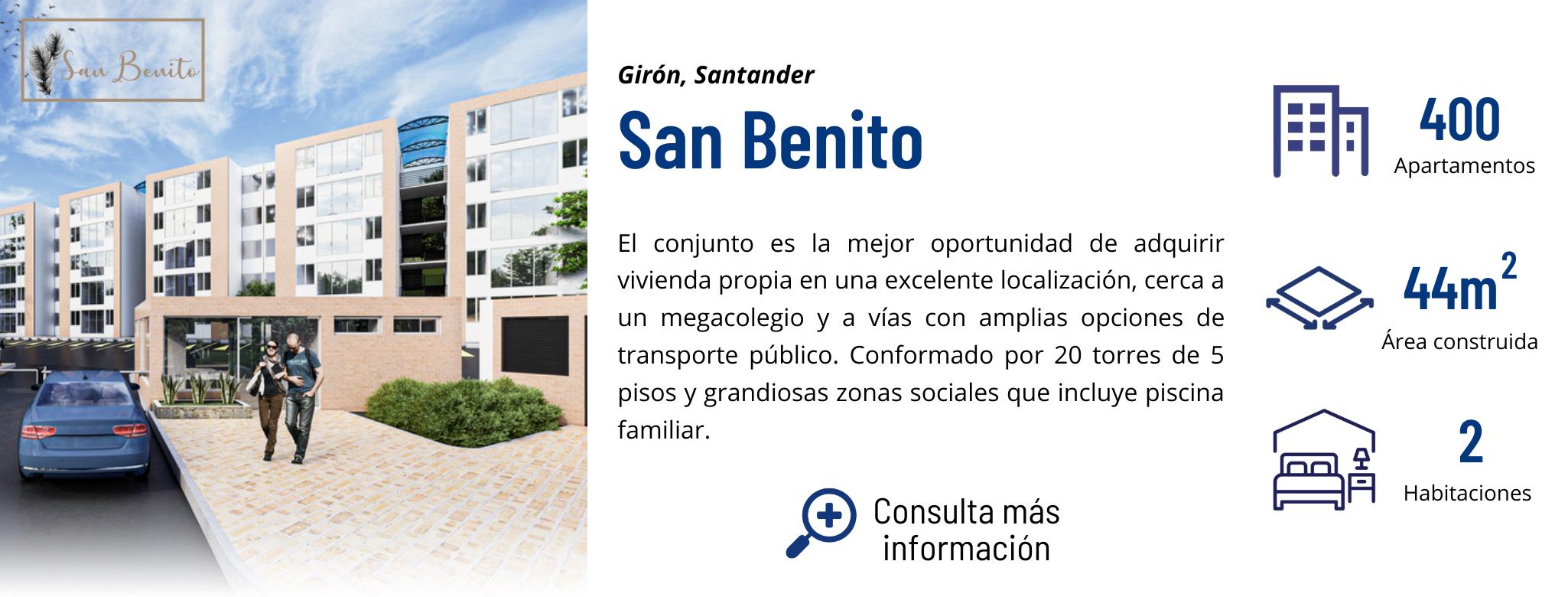 Resumen San Benito