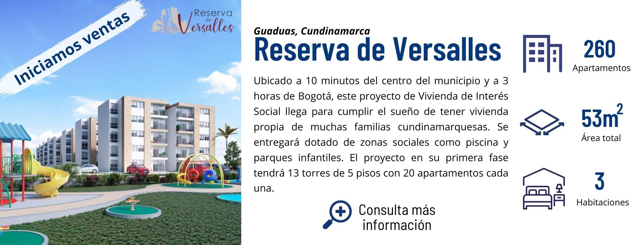 Versalles_Ventas